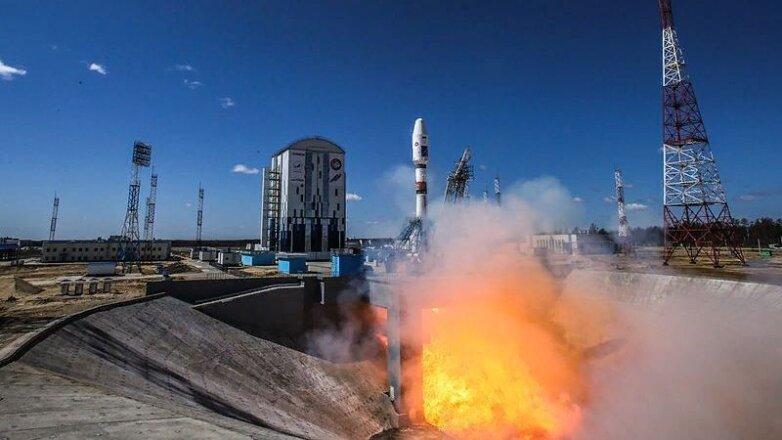 """Космодром """"Восточный"""", первый запуск ракеты"""