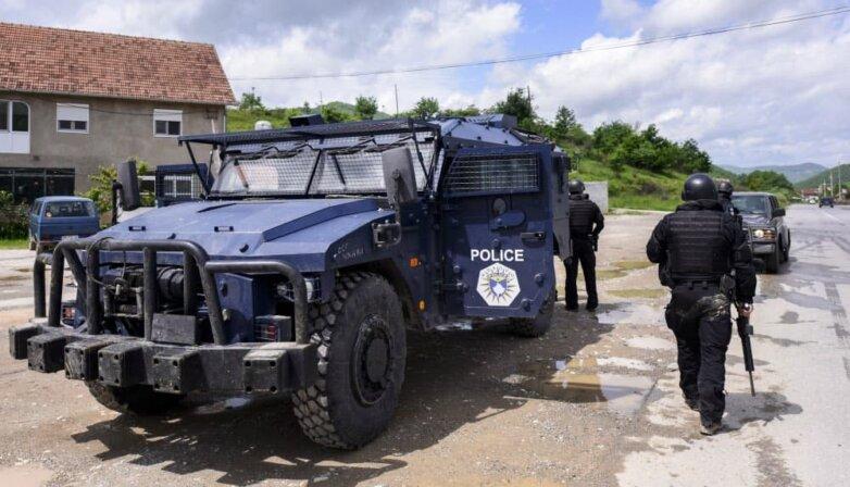 Спецназ Косово