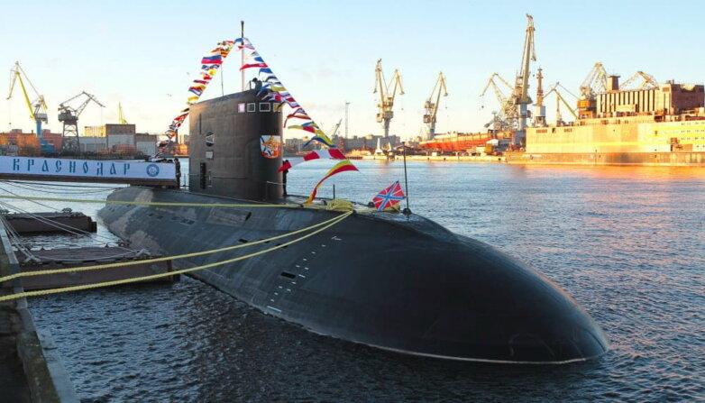 Подводная лодка Б-265 «Краснодар»