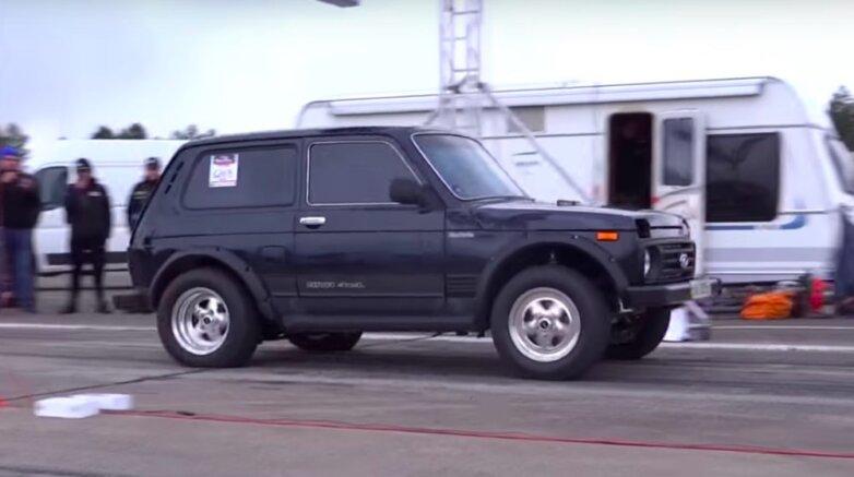 Lada 4x4 turbo