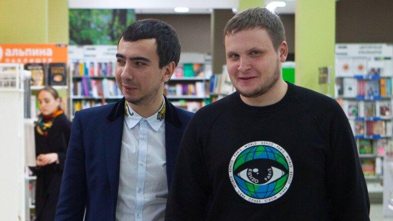 Пранкеры Владимир Кузнецов (Вован) и Алексей Столяров (Лексус)