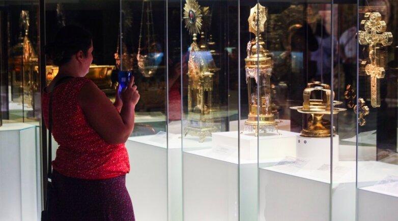Ночь музеев в Государственном историческом музее