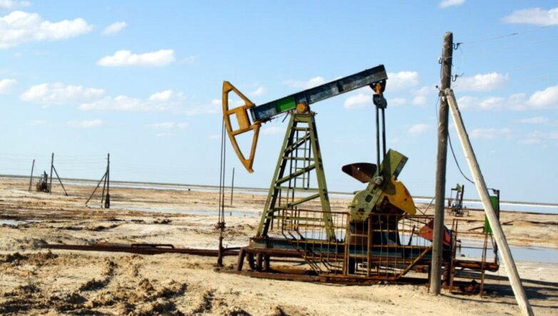 Нефтедобыча в Казахстане