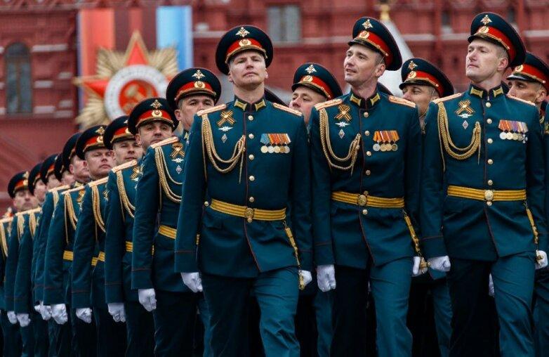 День Победы парадная форма медали