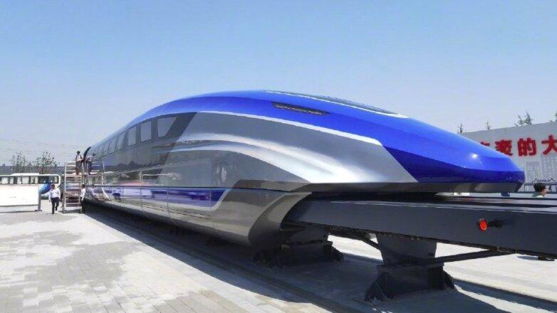 Скоростной поезд, Китай