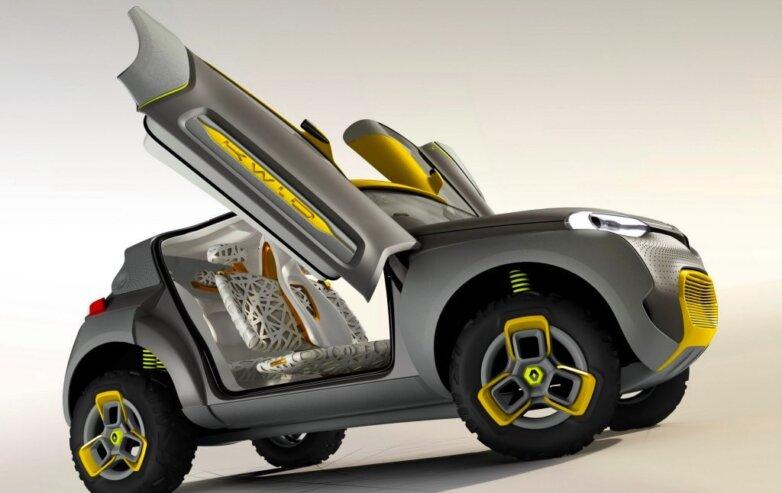 Renault Kwid концепт