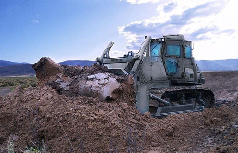 Трактор ЧТЗ Б10М2С