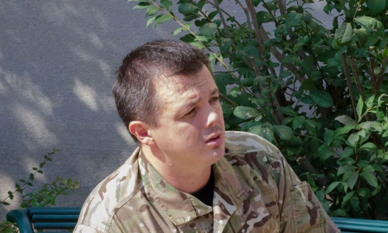 Депутат Верховной Рады от партии «Самопомощь» Семен Семенченко