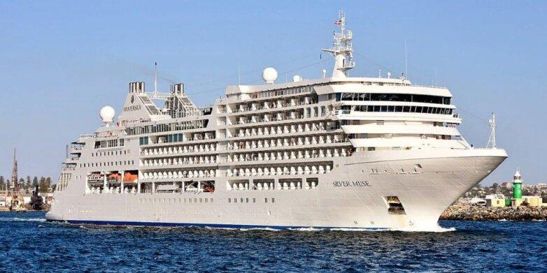 Круизный лайнер Silver Muse
