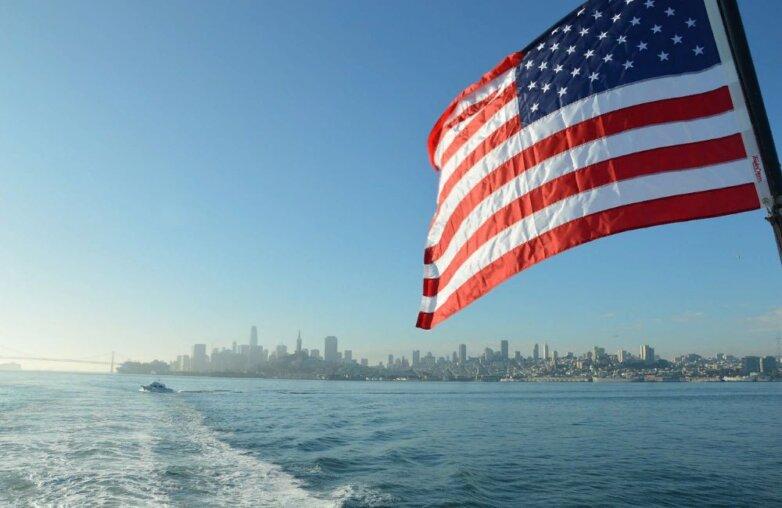 США, флаг