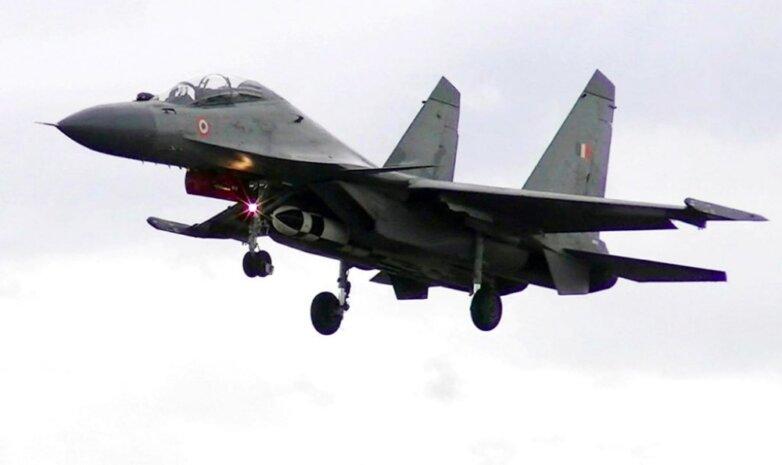 Су-30МКИ вооруженный ракетой BrahMos