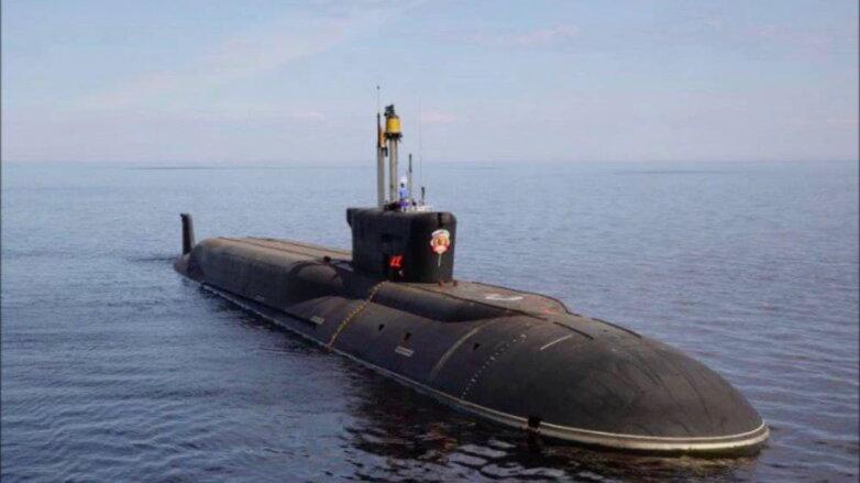 Ракетоносец проекта 955 «Борей», подводная лодка «Князь Владимир»