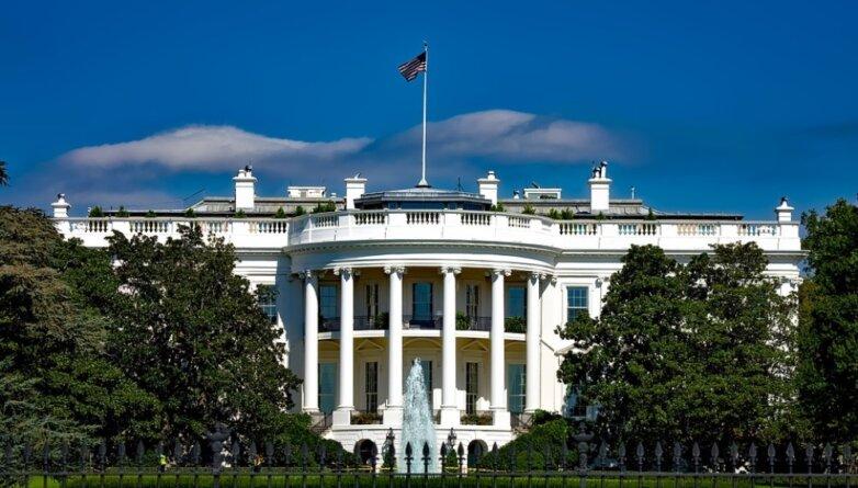 Белый дом Вашингтон