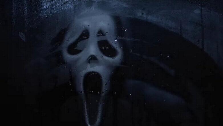 Кадр из сериала «Крик»