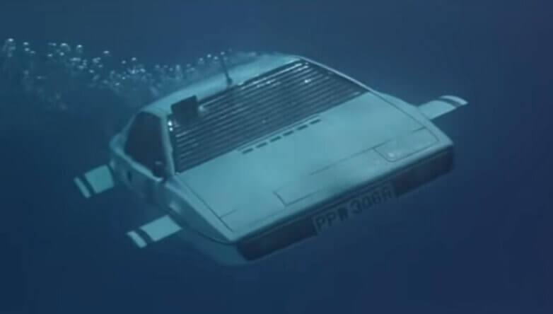 Автомобиль-субмарина
