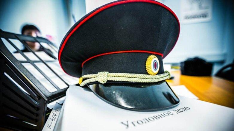 Россия полиция уголовное дело