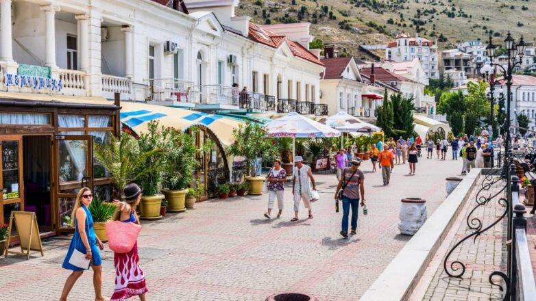 Севастополь Крым туризм летний сезон
