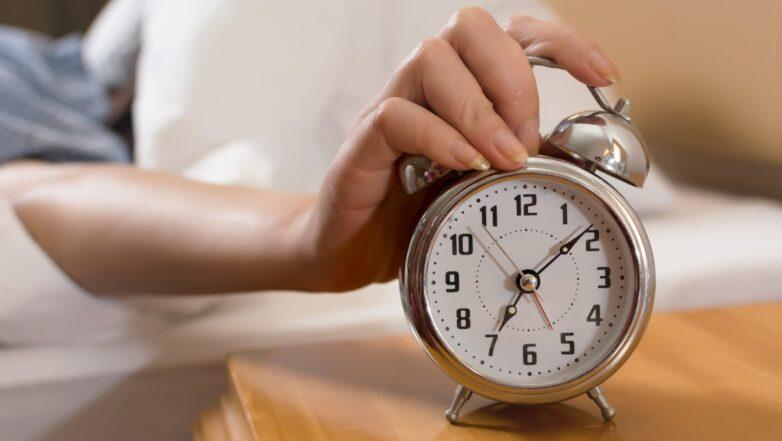 Будильник сон пробуждение утро