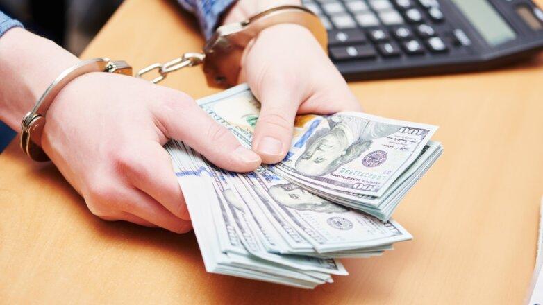 Взятка коррупция арест
