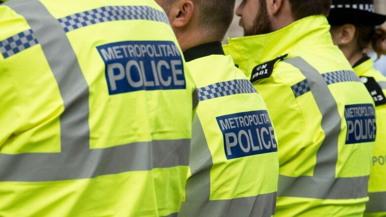 Полиция Великобритания Лондон