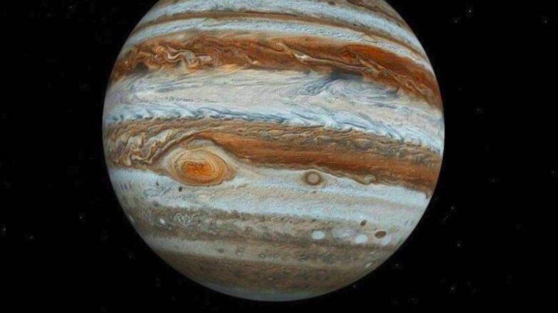 Юпитер 木星