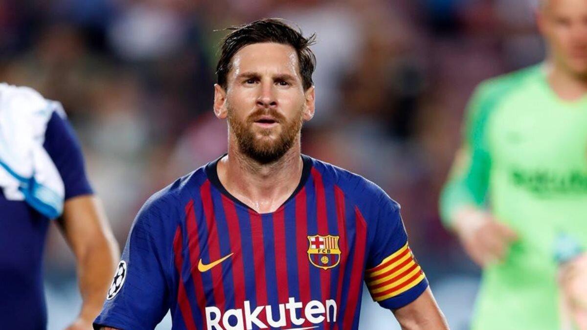 Футболист Лионель Месси - Lionel Messi
