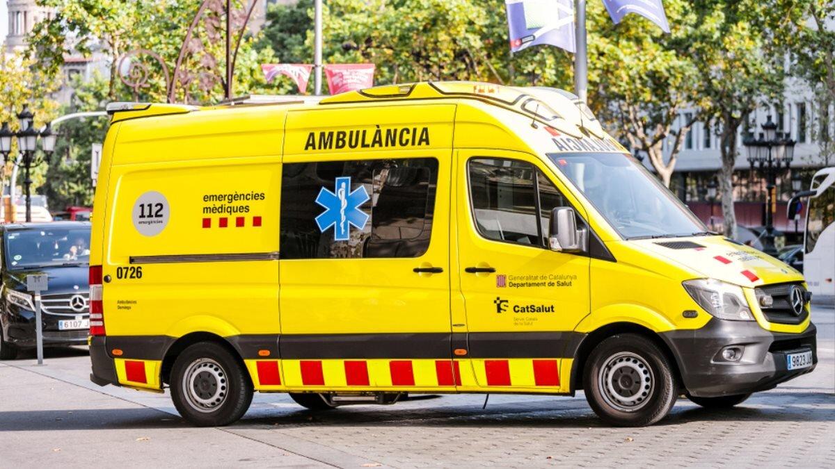 Испания скорая помощь