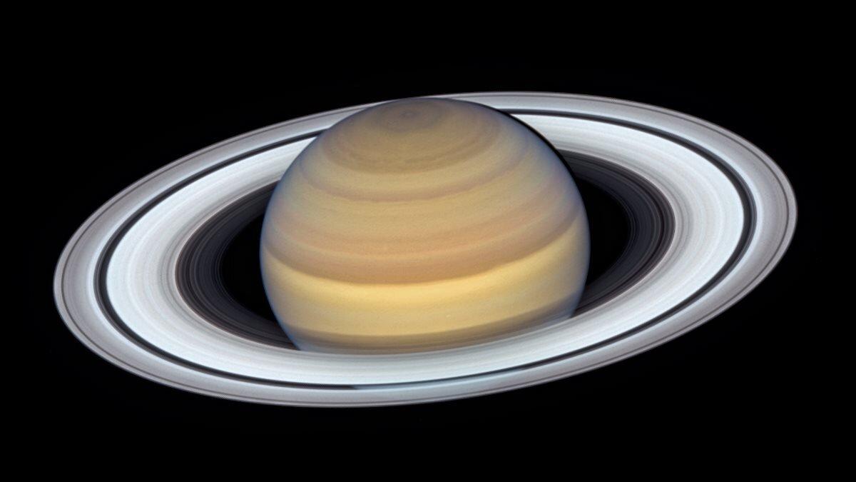 Сатурн кольца