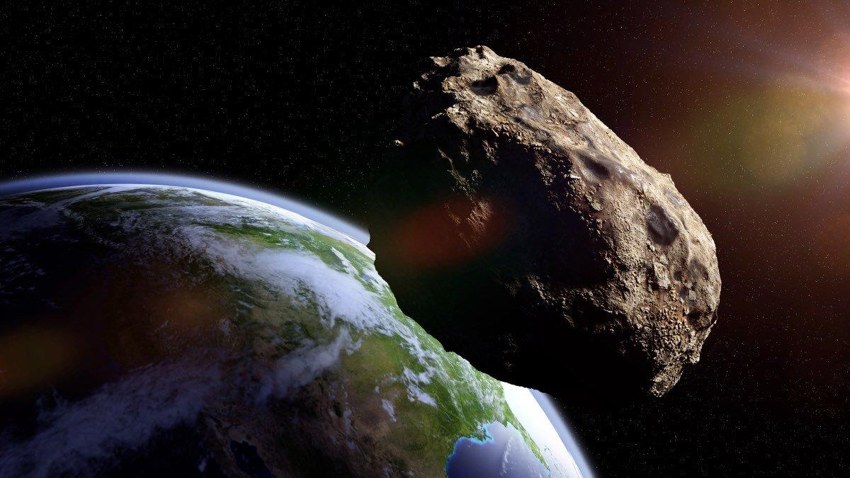 астероид планета Земля