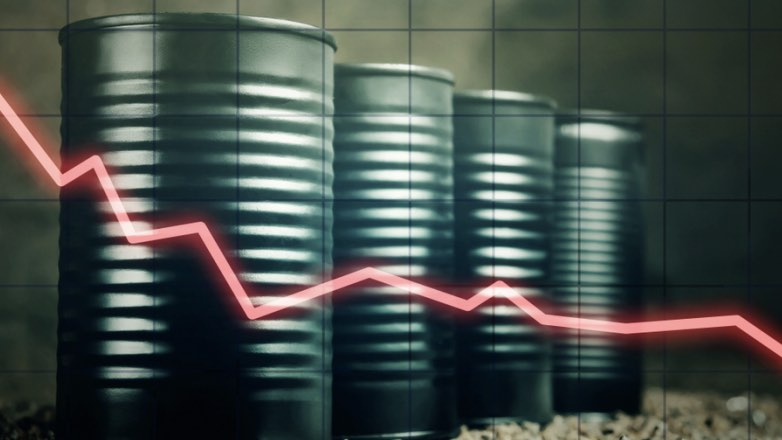 нефть дешевеет бочки