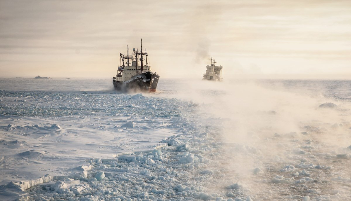 северный морской путь ледоколы