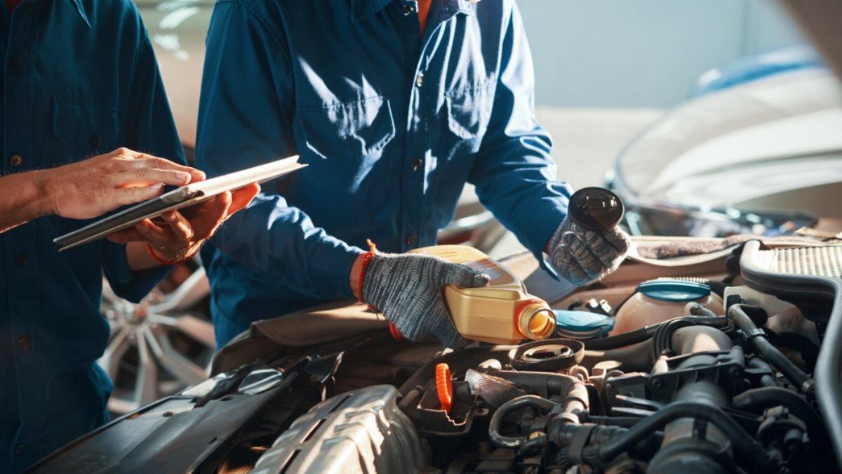 Техосмотр ремонт машины автомастерская автосервис диагностика двигатель замена масла