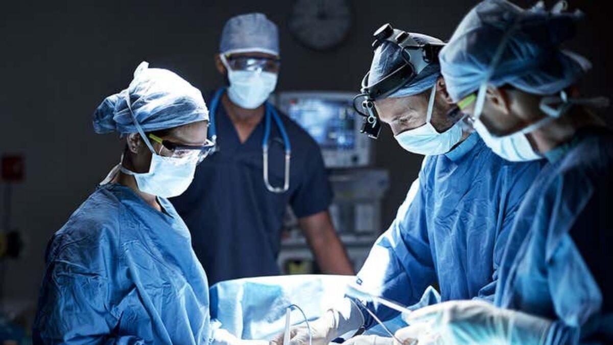 Хирургия врачи операция