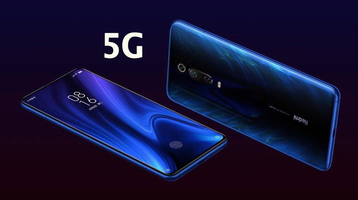Redmi K30 5G смартфон