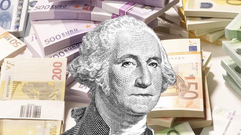 джордж вашингтон евро валюта