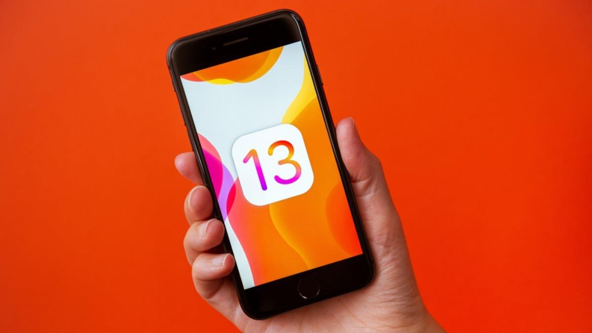 Apple iPhone 8 операционная система IOS 13