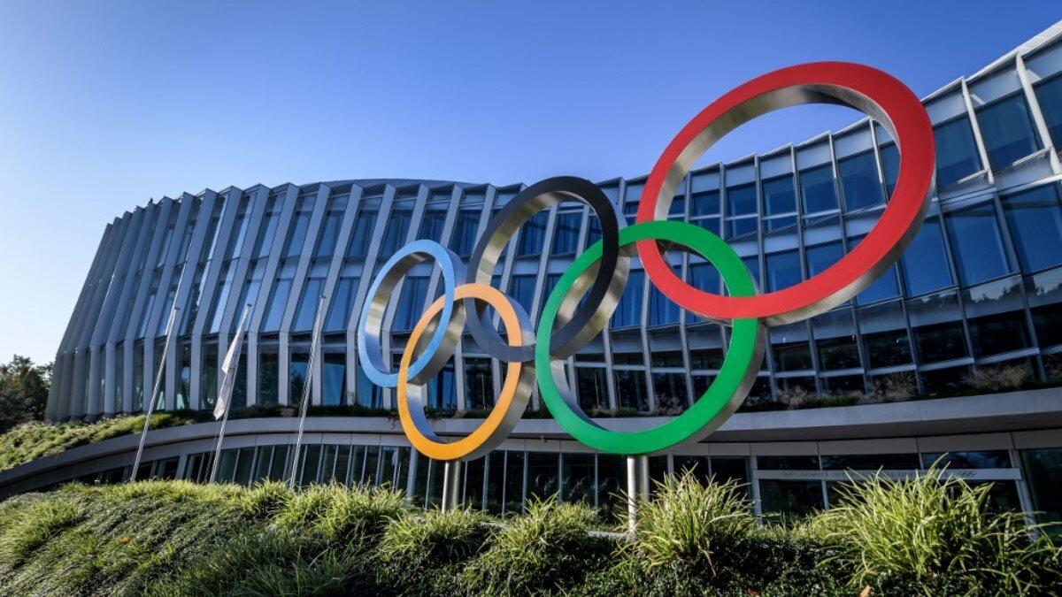 Международный олимпийский комитет МОК штаб-квартира Лозанна Швейцария два