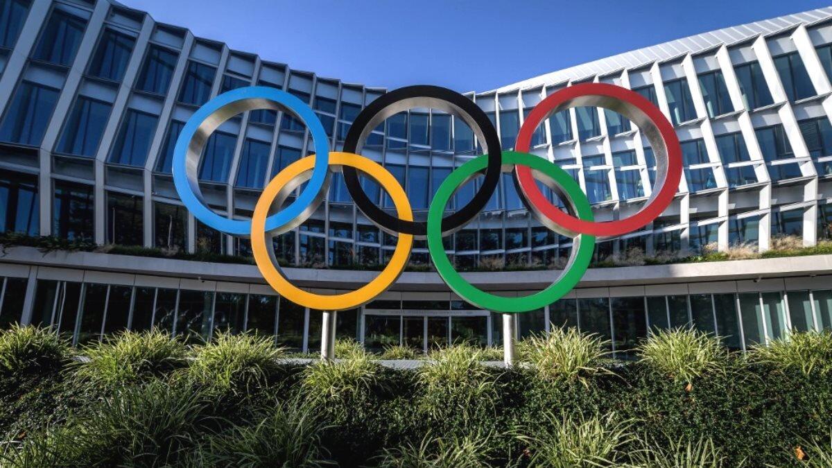 Международный олимпийский комитет МОК штаб-квартира Лозанна Швейцария один
