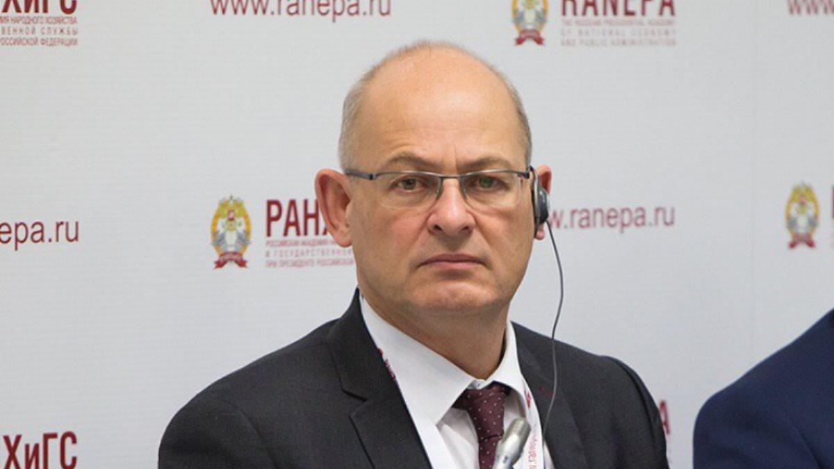 Президент Университета Ниццы София-Антиполис Эммануэль Трик