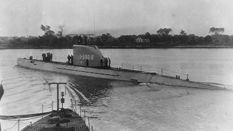 Немецкий электробот U-3008