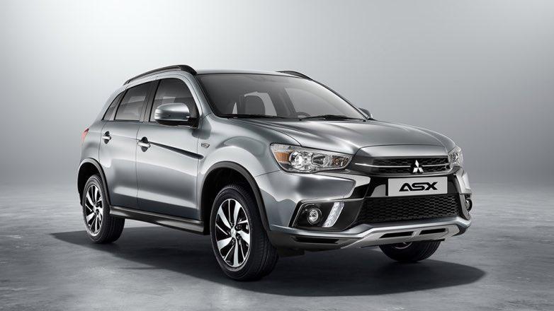Кроссовер Mitsubishi ASX