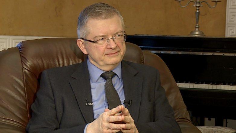 Посол России в Польше Сергей Андреев