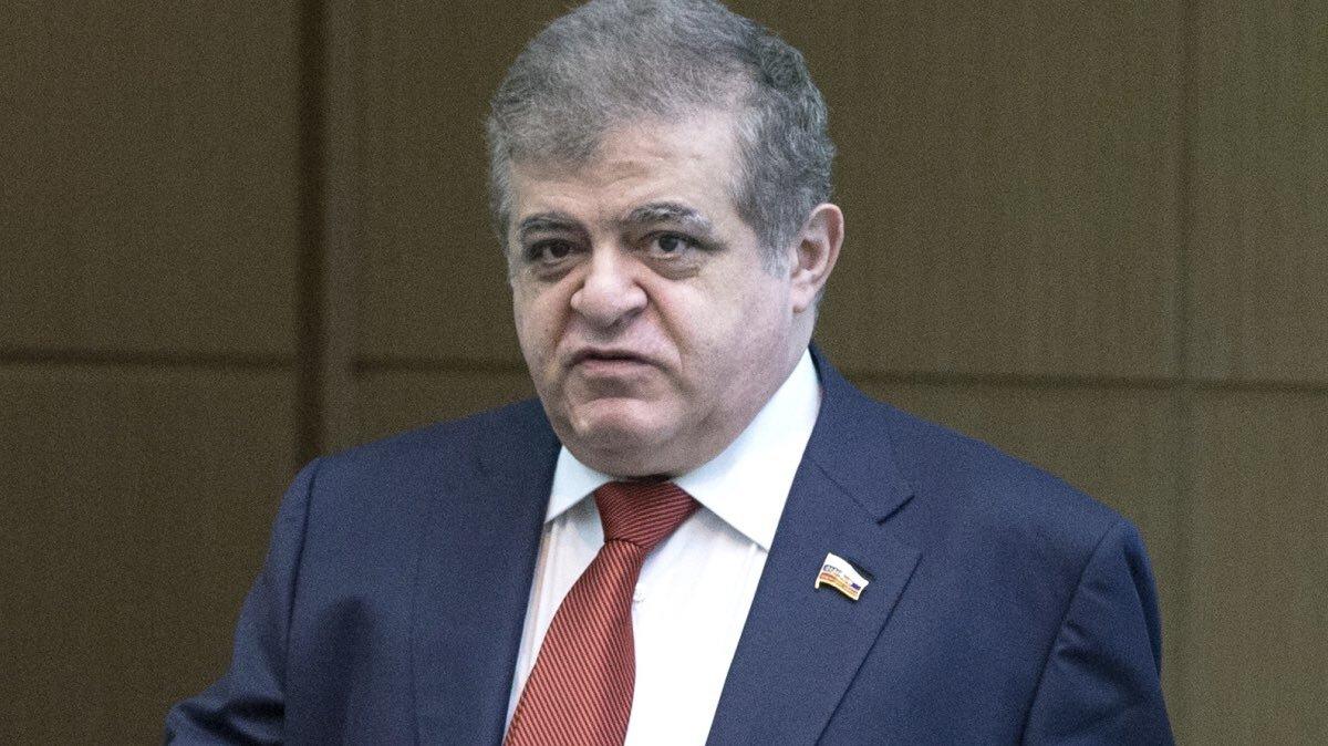 Владимир Джабаров сенатор