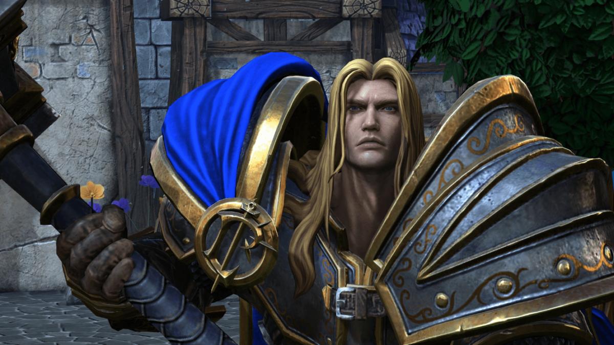 игра Warcraft III Reforged