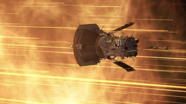 Зонд Паркер NASA