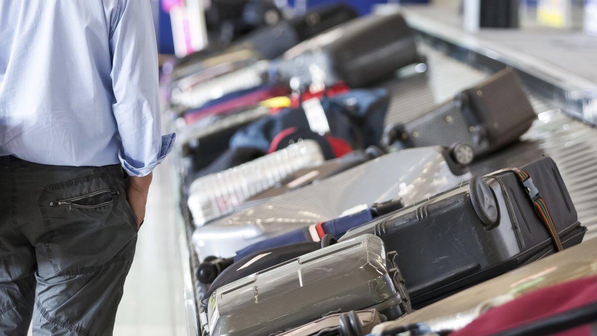 багаж получение аэропорт
