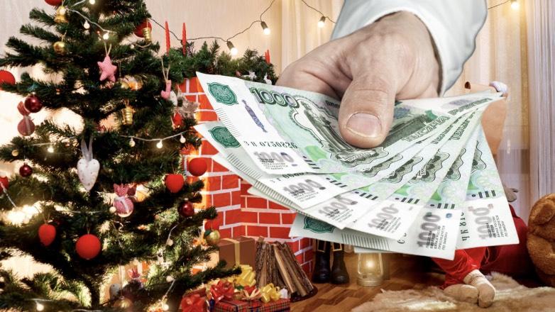 кредит на новогодние подарки
