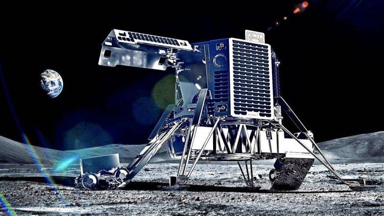 луноход луна лунная миссия