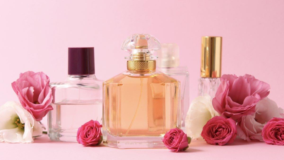 парфюмерия флаконы духи
