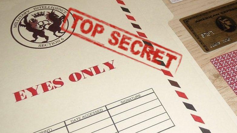 секретные документы Ми-6